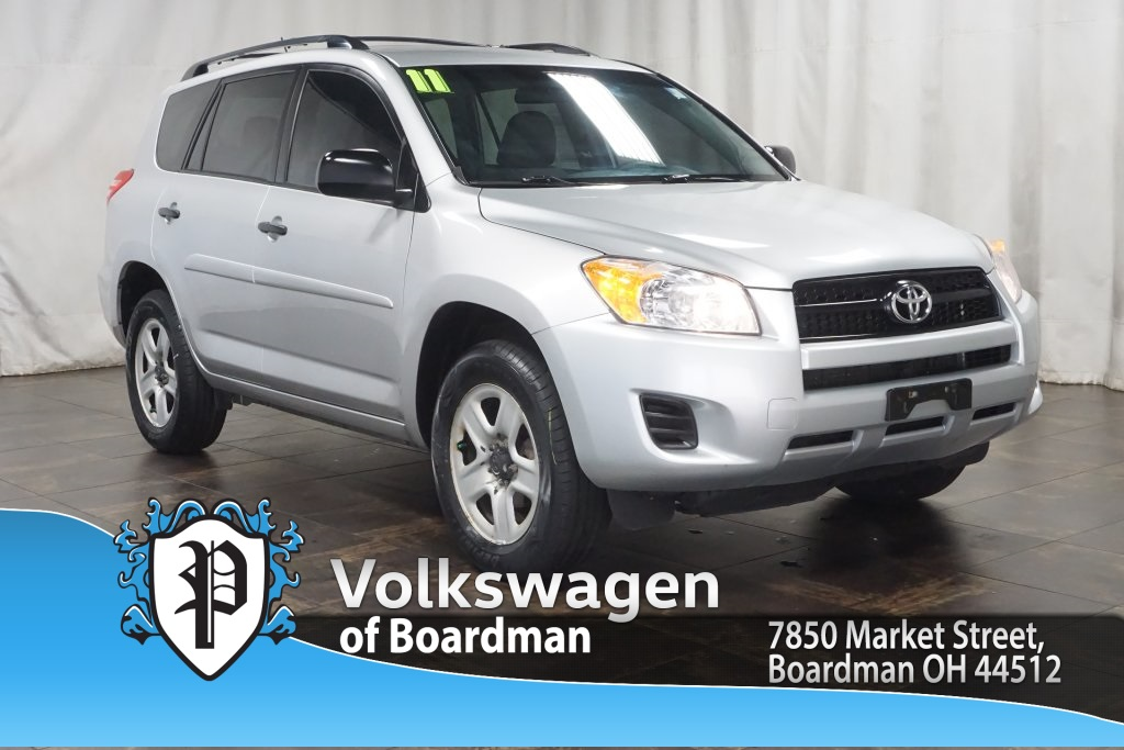 Pre Owned 2011 Toyota RAV4 4WD