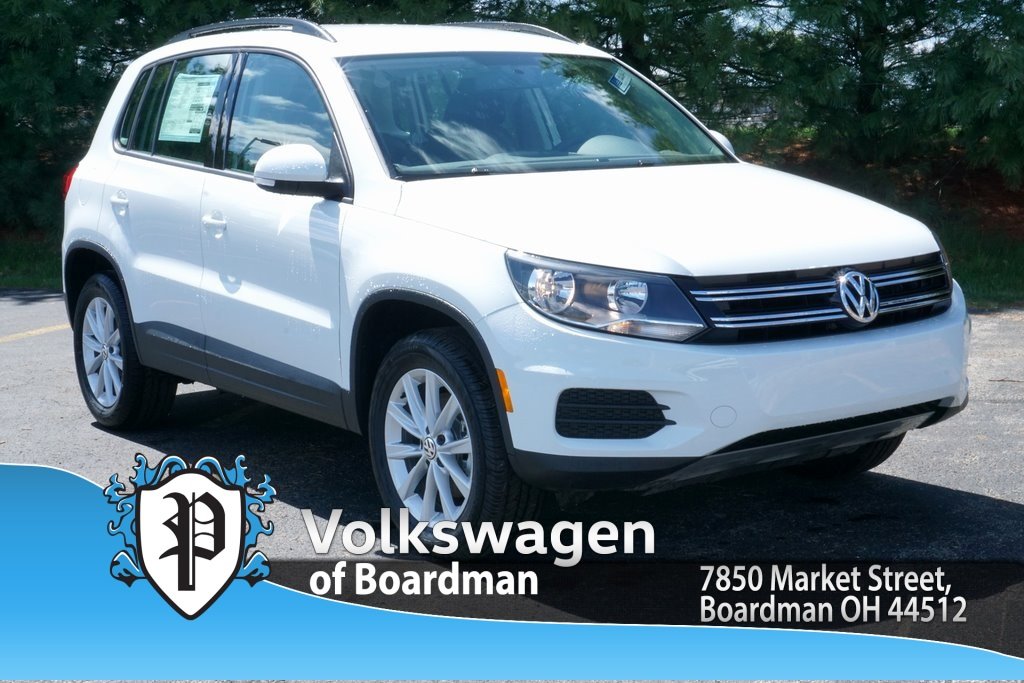 New 2018 Volkswagen Tiguan Limited Limited with 4MOTION®