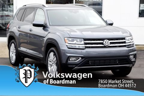 New 2018 Volkswagen Atlas SEL Premium with 4MOTION®