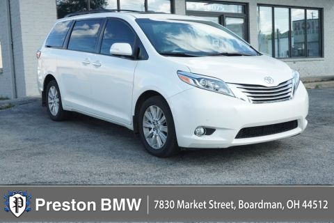Pre-Owned 2015 Toyota Sienna Limited