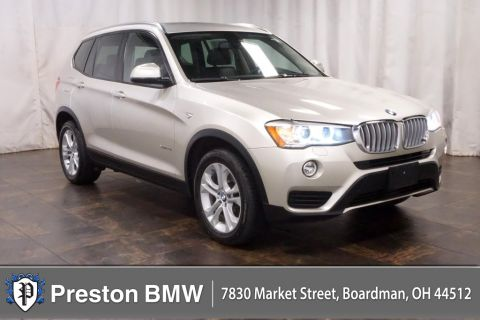 Pre-Owned 2015 BMW X3 xDrive35i