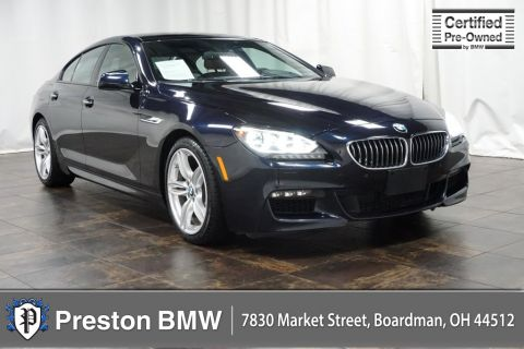 Pre-Owned 2015 BMW 6 Series 640i xDrive Gran Coupe